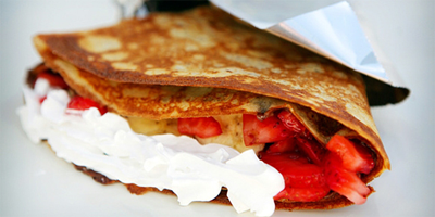 Dreamy Crepes